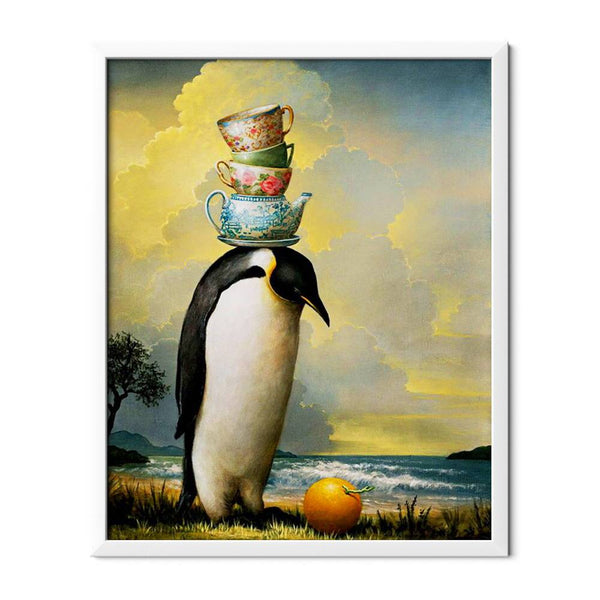 Penguin Diamond Painting - 1