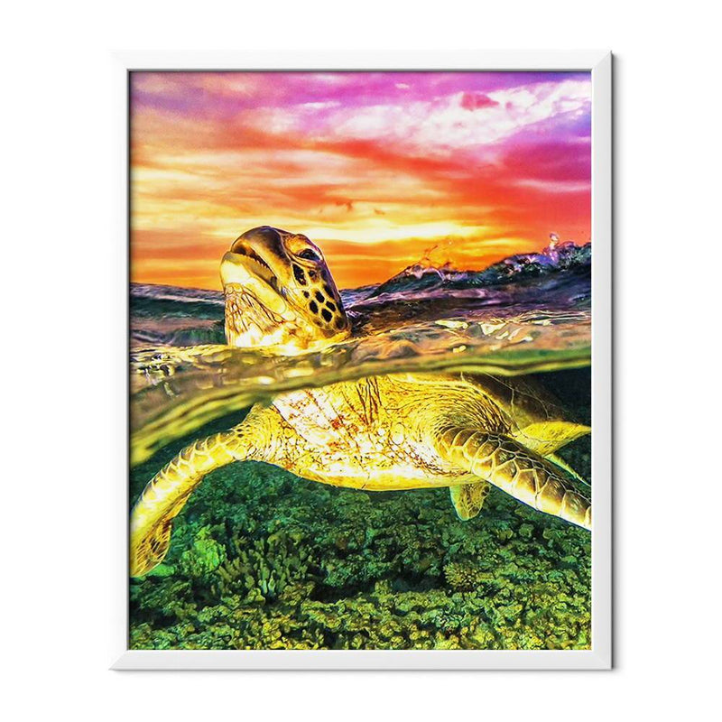 Turtle Diamond Painting - 1