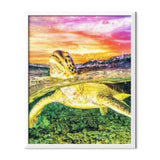 Turtle Diamond Painting - 2