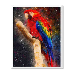 Diamond Painting Macaw Parrot