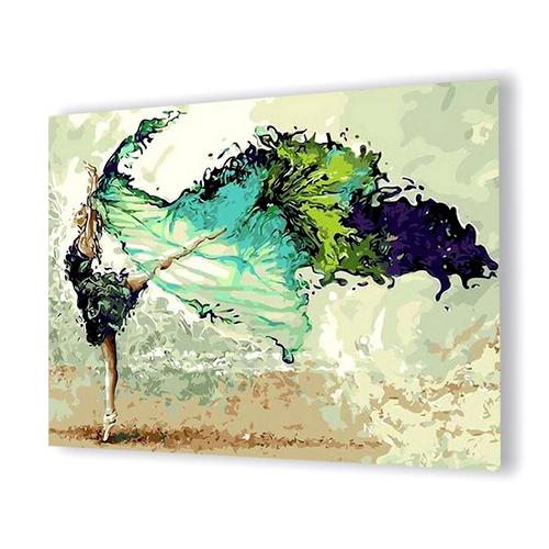 Ballerina Diamond Painting Diamond Painting - 1