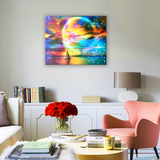 Diamond Painting Bright space