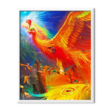 Flying Phoenix Diamond Painting - 1