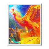 Flying Phoenix Diamond Painting - 2