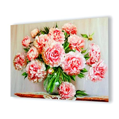 Peonies Diamond Painting - 1