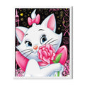 Cute Kitty Diamond Painting - 1
