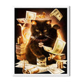 Money Cat Diamond Painting - 1