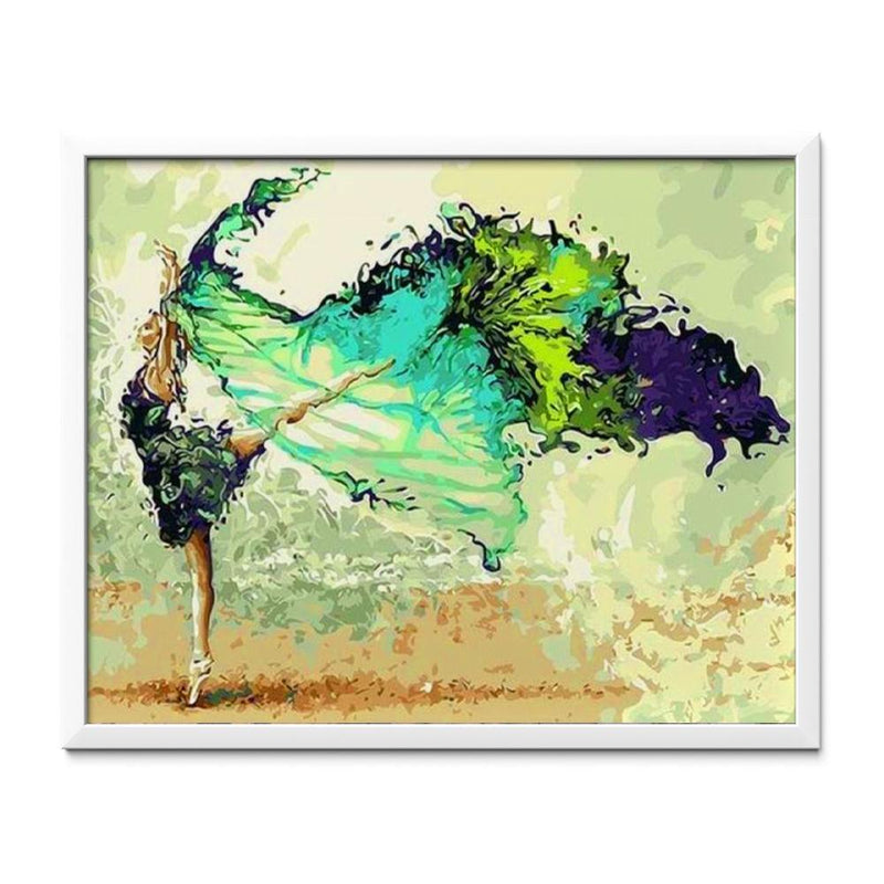 Ballerina Diamond Painting Diamond Painting - 2