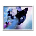 Black Cat Diamond Painting - 1