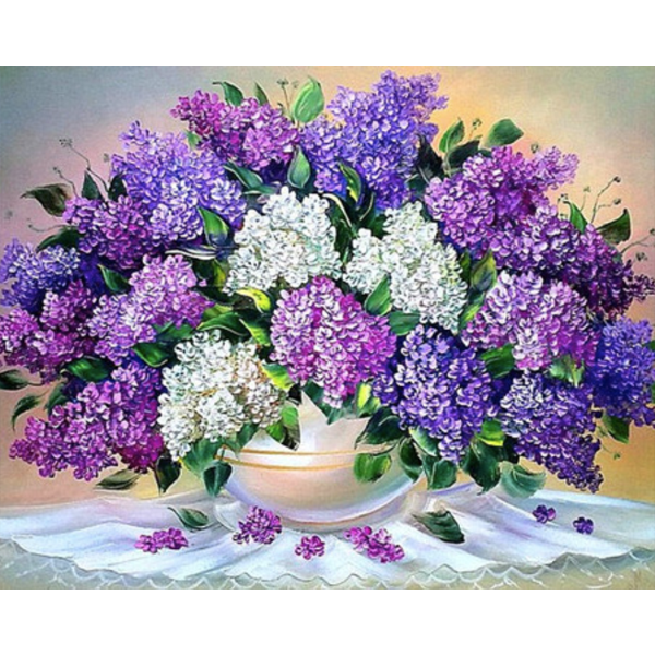 Diamond Painting Fragrant bouquet