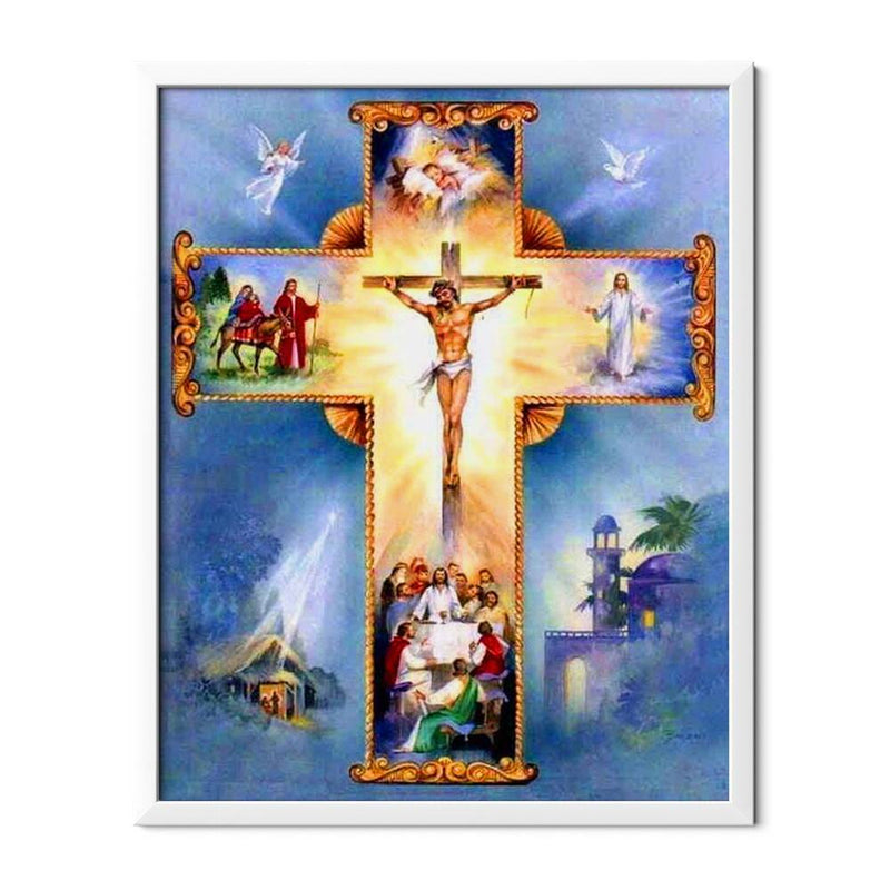 Jesus Christ Diamond Painting - 2