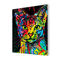 Abstract Cat Diamond Painting - 1