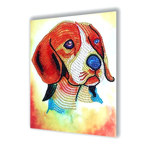 Beautiful Beagle Diamond Painting - 1