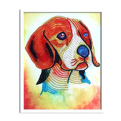 Diamond Painting Beautiful Beagle