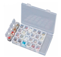 28 Detachable Slots Case for Diamonds Diamond Painting - 1