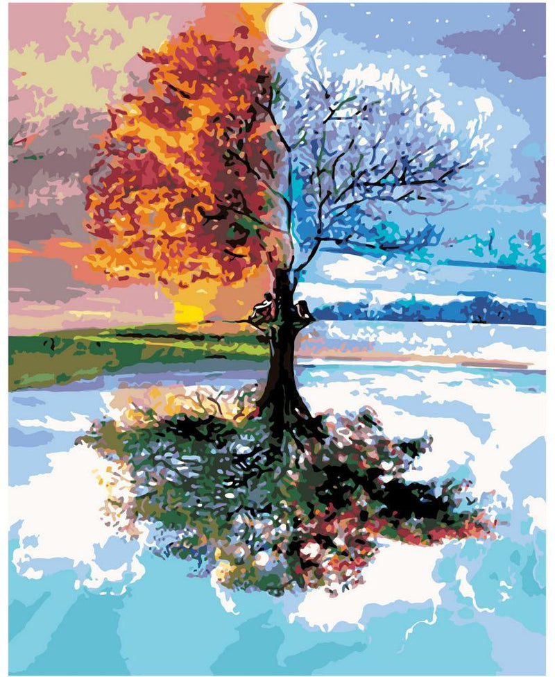 Tree of the four seasons