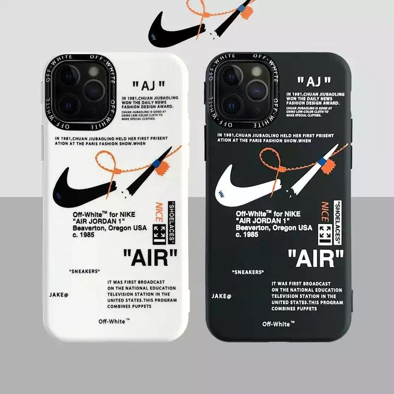 OW x NK 85 iPhone Cases