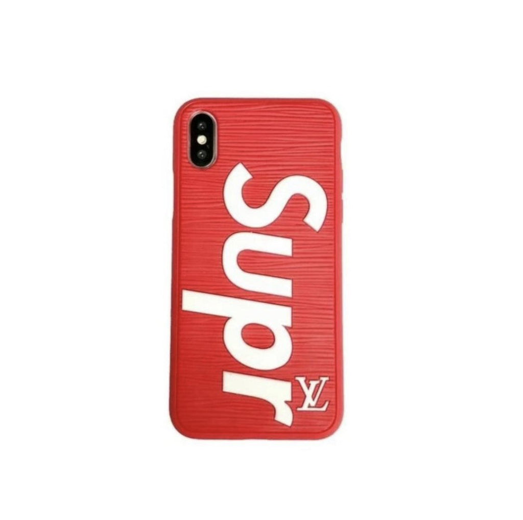 LV x SUP iPhone Case