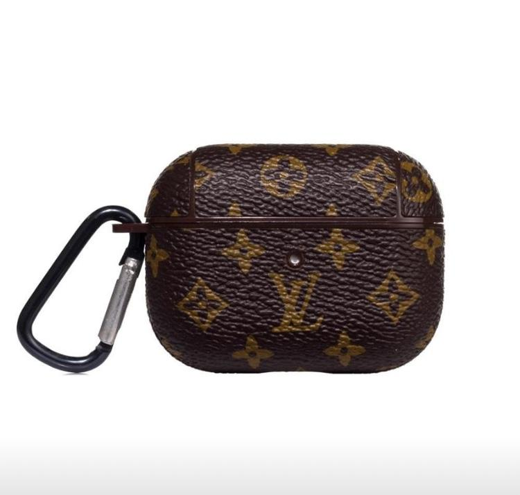 LV Leather AirPods Pro Cases