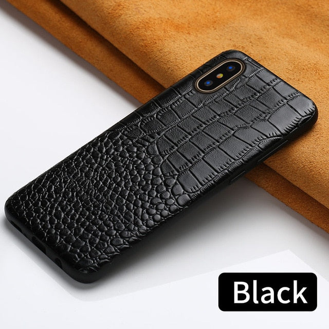 Original Leather Phone Case for Apple iphone 11 11 Pro Max X XR XS max 6 5 5s 6S 7 plus 8 plus SE 2020 360 Full protective Cover