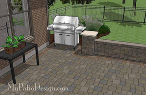 Paver Patio #06-060002-01