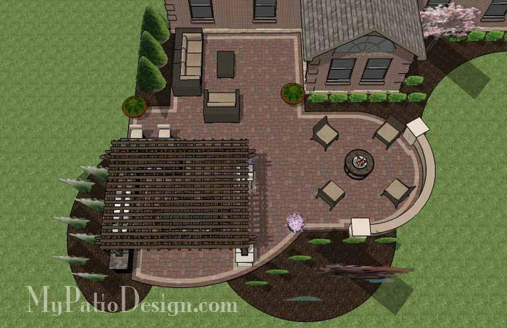 Paver Patio #10-085501-01