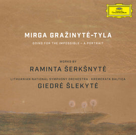 Mirga Gražinytė-Tyla. Going for the Impossible - A Portrait (CD/DVD)
