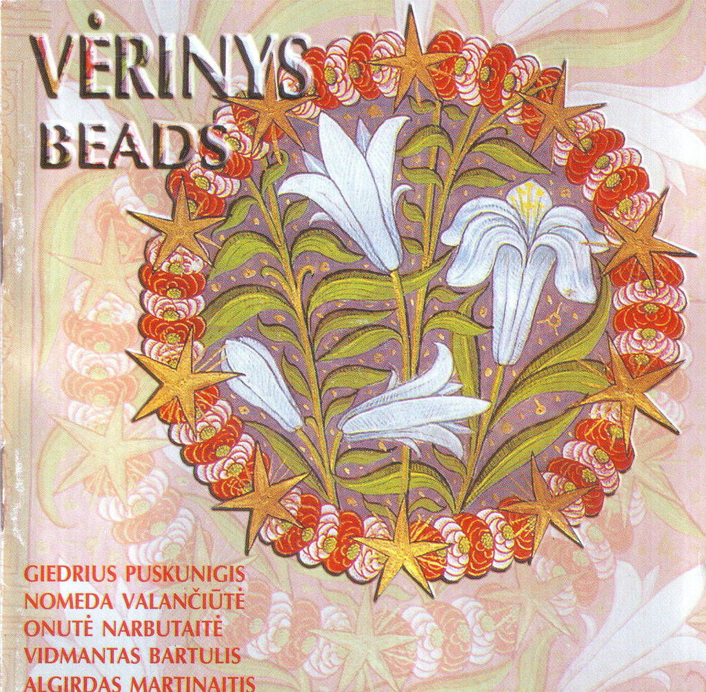 Beads. Chamber Music by Lithuanian Composers