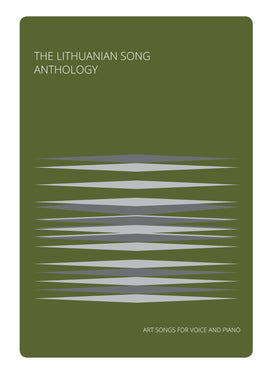 The Lithuanian Song Anthology