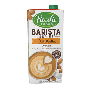 Lait d'amande Pacific Barista Series - 946 ml