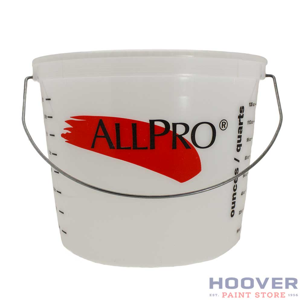 5 Qt. Clear Plastic Bucket