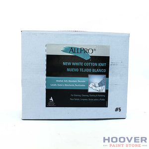 White Wiping Rags Small Box