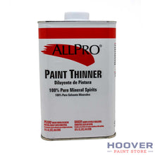 Load image into Gallery viewer, Allpro Paint Thinner