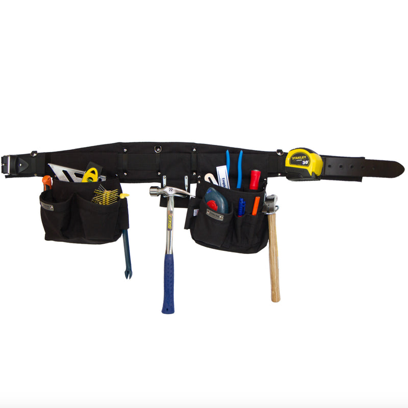 Boulder Bag Carpenter Comfort Combo Tool Belt - 200 & 204