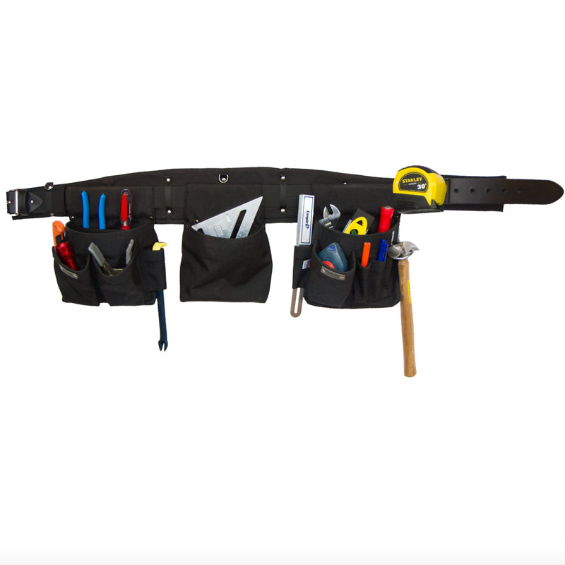 Boulder Bag Carpenter Comfort Combo Plus Tool Belt - 250 & 254