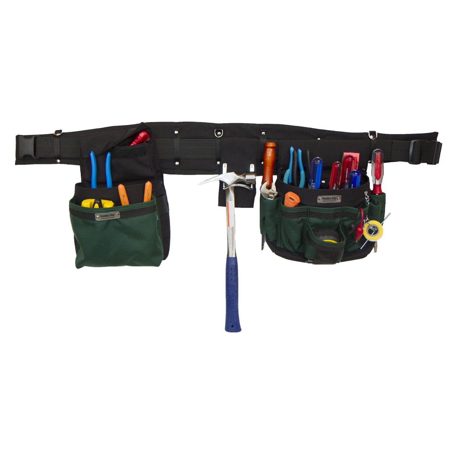 Boulder Bag Ultimate Electrician Comfort Combo Tool Belt