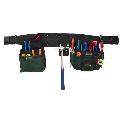 Boulder Bag Ultimate Electrician Comfort Combo Tool Belt - ULT100 & ULT104