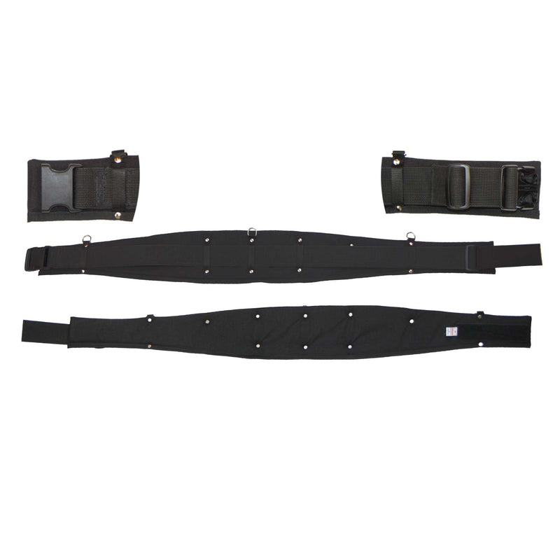Boulder Bag Comfort Belt w/ Quick Release Buckle