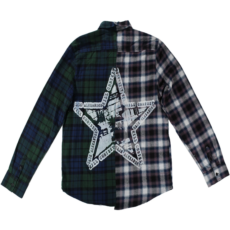 1 of 1 Rockstar Flannel