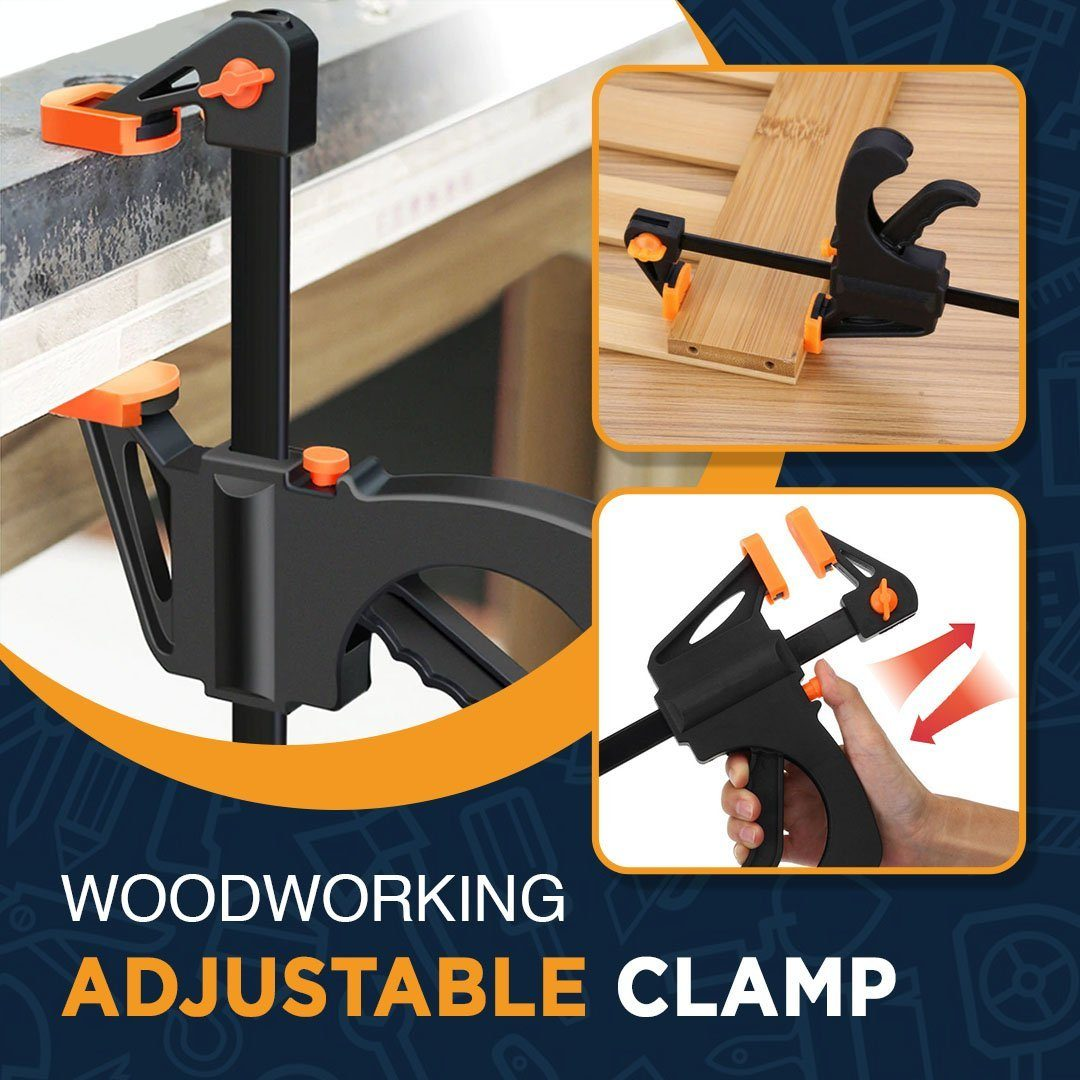 Woodworking Adjustable Clamp