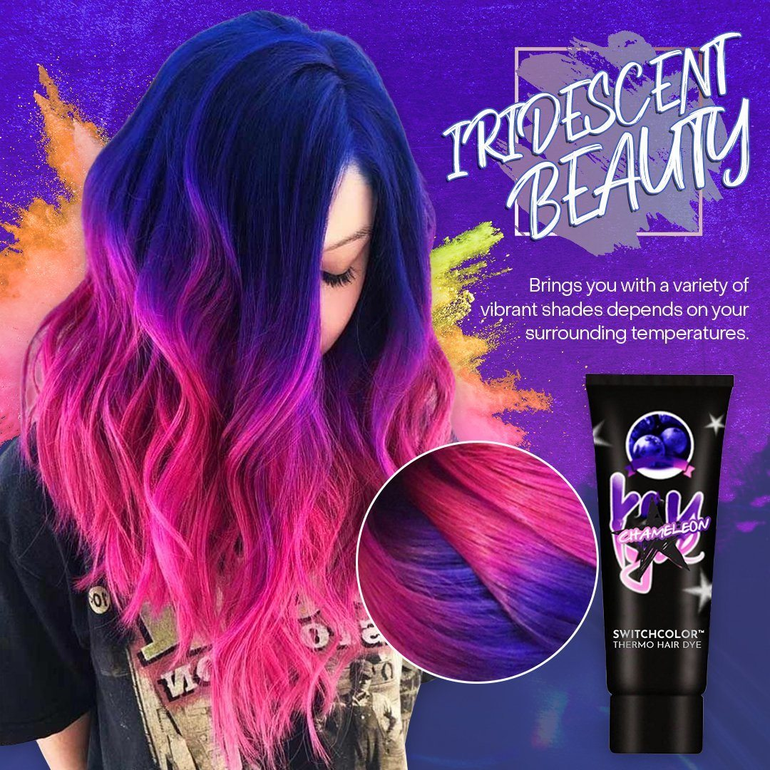 SwitchColor™ Thermo Hair Dye