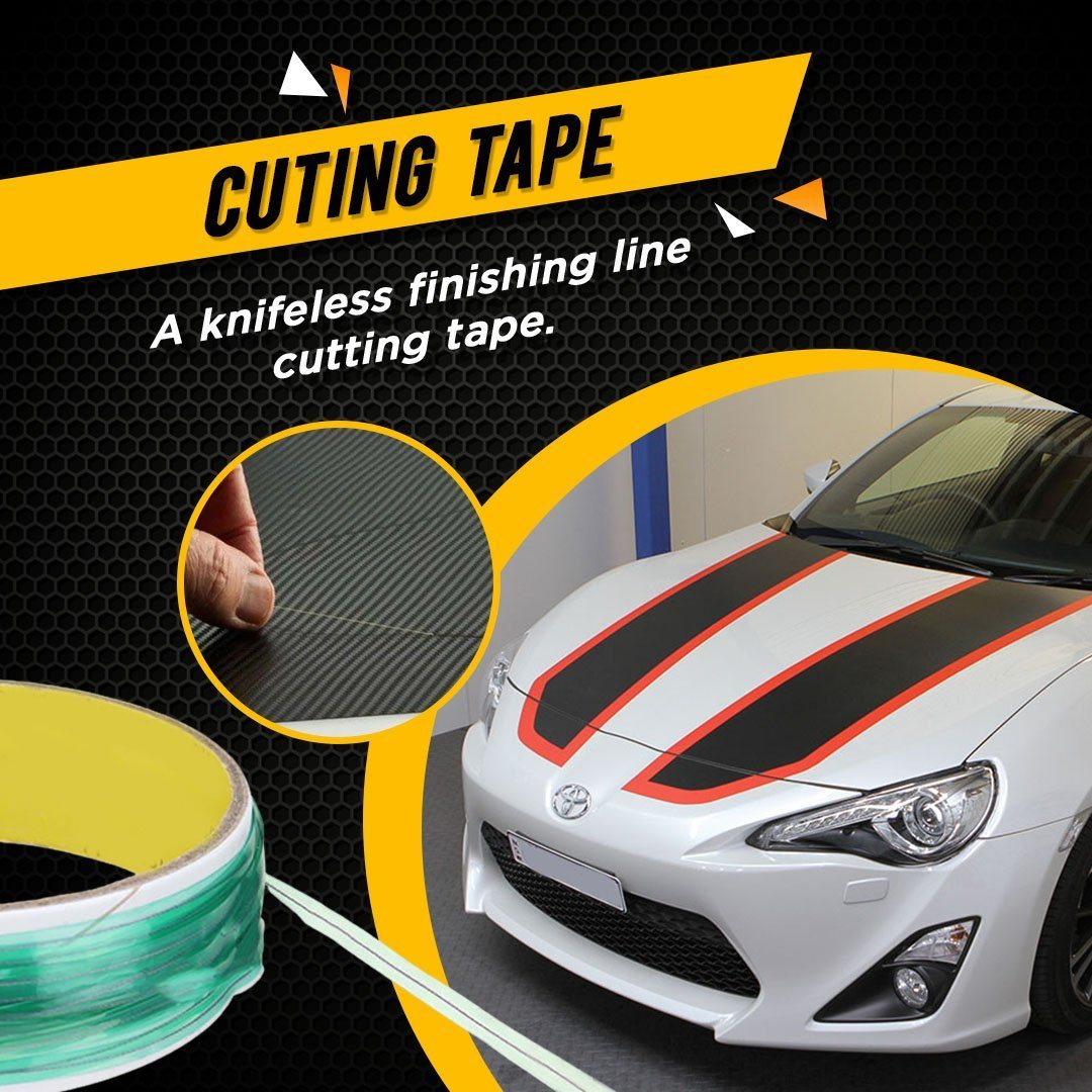 Knifeless Cutting Tape