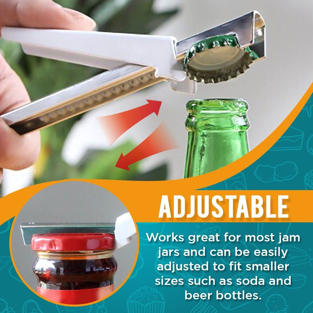 Adjustable Bottle Cap Opener