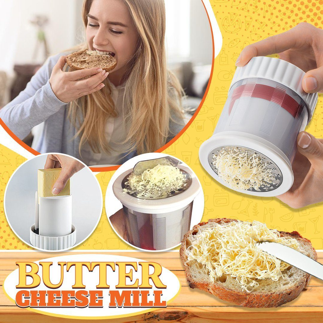 Butter Cheese Mill