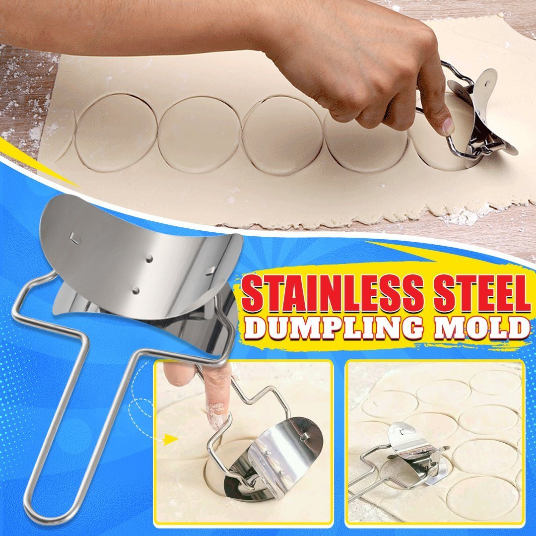 Stainless Steel Dumpling Mold