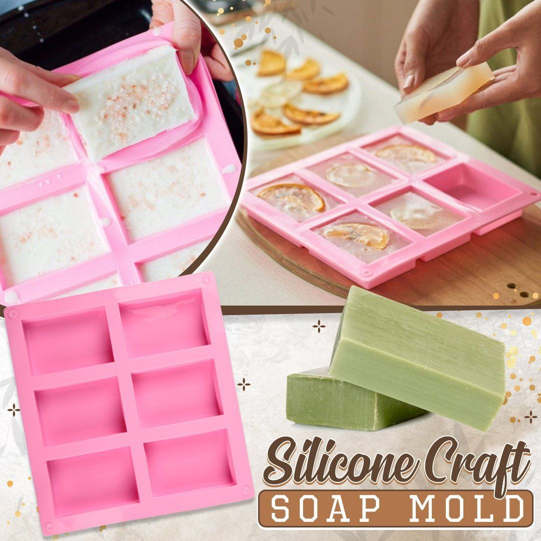 Silicone Craft Soap Mold