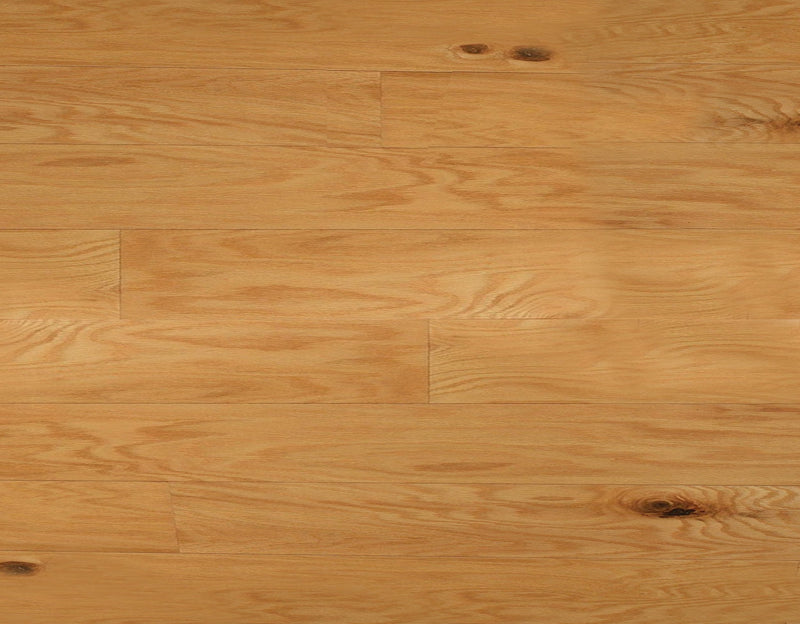 "Angel Collection Oak Street 5"" x RL Brown Sugar Red Oak"