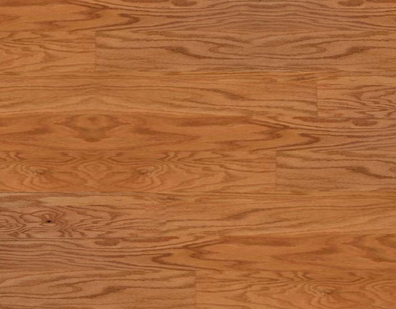 "Angel Collection Oak Street 5"" x RL Wheat Red Oak"