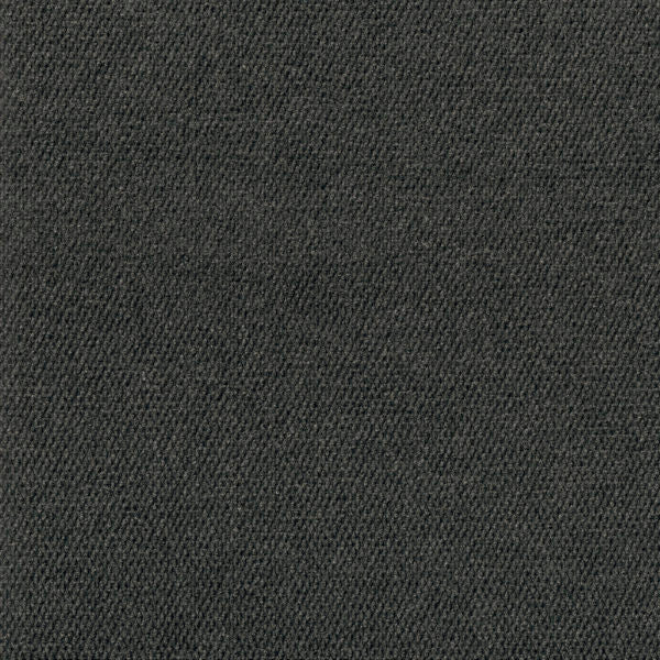 "Foss Floors Distinction Hobnail Diamond 24"" x 24"" Black Ice"