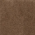 "Foss Floors Roanoke Tile Ribbed Pattern 18"" x 18"" Chestnut"